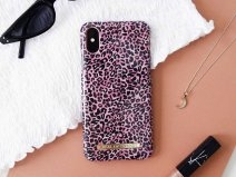 iDeal of Sweden Case Lush Leopard - iPhone Xs Max hoesje