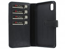 Pierre Cardin True Wallet Zwart Leer - iPhone Xs Max hoesje