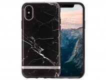 Richmond & Finch Black Marble - iPhone Xs Max hoesje