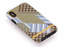 Richmond & Finch Suit & Tie Case - iPhone Xs Max hoesje