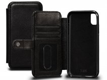 Sena Classic Walletbook Case - iPhone X/Xs Hoesje Leer
