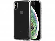 Tech21 Pure Clear BulletShield Case - iPhone Xs Max hoesje