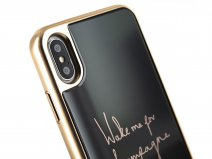 Ted Baker Champagne HD Glass - iPhone Xs Max Hoesje
