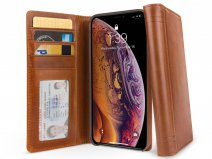 Twelve South Journal Cognac - iPhone Xs Max Hoesje Leer