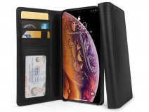 Twelve South Journal Zwart - iPhone Xs Max Hoesje Leer