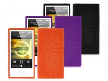 Weaves Silicone Skin Case voor iPod nano 7G/8G