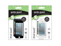 Gecko Guard Bubble-Free Protector voor iPod touch 5G/6G