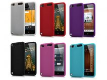 Color Series Silicone Skin Case Hoesje voor iPod touch 5G/6G