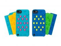 Griffin Funky Touch Silicone Skin Hoesje voor iPod touch 5G/6G