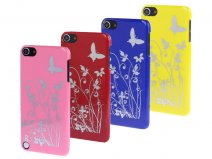 Lovely Butterflies Hard Case Hoes voor iPod touch 5g