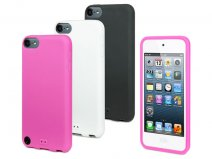 Muvit Rubber 3-pack Silicone Skin voor iPod touch 5G/6G
