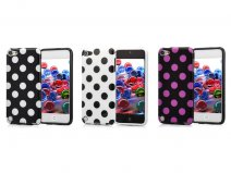 Polka Dot TPU Soft Case Hoesje voor iPod touch 5G/6G