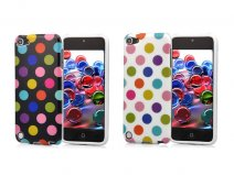Polka Dot Colors TPU Case - iPod touch 5G/6G hoesje
