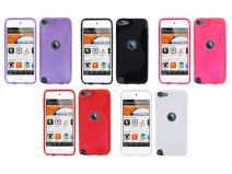 S-Line TPU Case Hoesje voor iPod touch 5G/6G