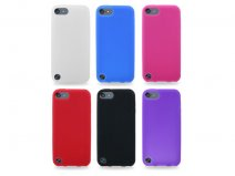 Silicone Skin Case Hoesje voor iPod touch 5G/6G