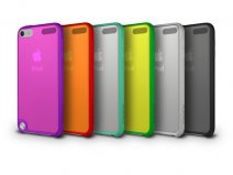 XtremeMac MicroShield Accent Case Hoesje voor iPod touch 5G/6G