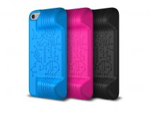 XtremeMac Tuffwrap Play Case Hoes iPod touch 5G/6G/7G