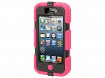 Griffin Survivor Armored Case Pink/Black - iPod touch 5G/6G Hoesje