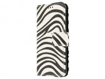 Zebra Book Case - iPod touch 5G/6G hoesje
