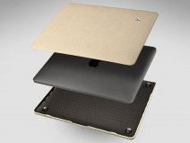 Vaja Suit Leather Case Canela - Leren MacBook Air 13