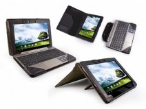 Tuff-Luv Saddleback Leren Case voor Asus Transformer Prime & Dock