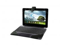 Slimline Kunstleren Case Asus Transformer TF300T met Keyboard Dock