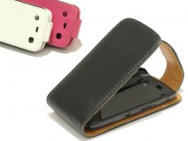 Classic Leather Case voor Blackberry Curve 9360