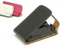 Classic Leather Case voor Blackberry Torch 9800