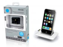 Dexim Premium Mhub - iPhone Dock, Kaartlezer & USB-Hub