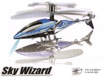 Silverlit Sky Wizard Radio Controlled Helicopter voor iOS & Android