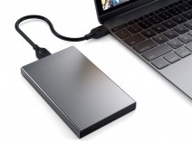 Satechi USB-C HDD/SSD Harddisk Behuizing - Space Grey