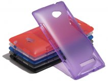 S-Line TPU Case Hoesje voor HTC Windows Phone 8X