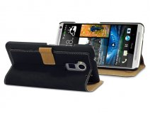 Covert UltraSlim Sideflip Case Hoesje voor HTC One Max
