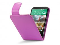 Qubits Flip Case - Hoesje voor HTC One M8