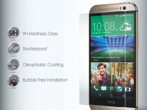 Supersterke Glazen Screenprotector voor HTC One M8