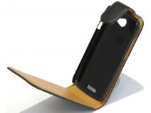 Classic Leather Case voor HTC One S