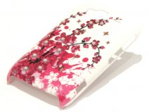 Crystals China Blossom Case voor HTC Wildfire S