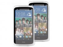 HTC Desire 526 Screenprotector 2-pack