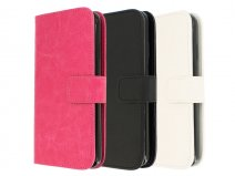 Wallet Book Case Hoesje voor HTC Desire 620