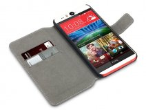 Covert UltraSlim Book Case - HTC Desire Eye hoesje