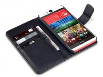 CaseBoutique Leather Wallet Case - HTC Desire Eye hoesje