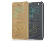 Dot View Cover Case - HTC One A9 Hoesje