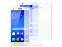 Clear Screenprotector voor Huawei Ascend G750 (2-pack)