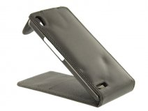 Business Flip Case - Huawei Ascend P6 hoesje
