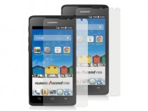 Clear Screenprotector voor Huawei Ascend Y530 (2-pack)