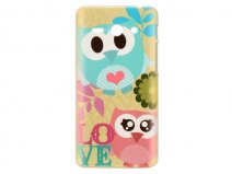 Wise Eyes Hard Case - Huawei Ascend Y530 hoesje