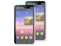 Clear Screenprotector voor Huawei Ascend G620s (2-pack)