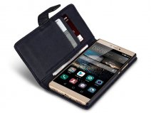Qubits Wallet Case - Hoesje voor Huawei Ascend P8