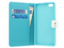Dreamcatcher Book Case - Huawei Ascend P8 Lite hoesje