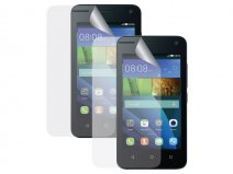 Huawei Ascend Y360 Clear Screenprotector (2-pack)